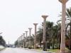 Shaikh Salman Highway -Lamp post