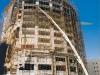 Best Western Baisan Tower - Pumping Concrete